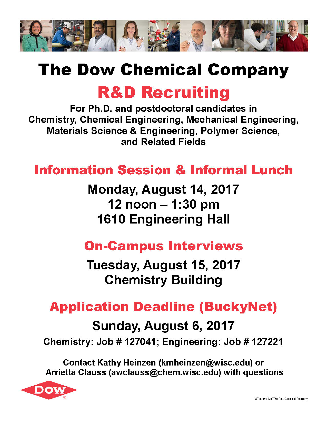the dow chemical company The dow chemical company encourages and expects you to read and understand the entire (m)sds, as there is important information throughout the document.