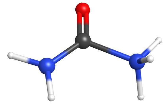 N-atom protonated urea
