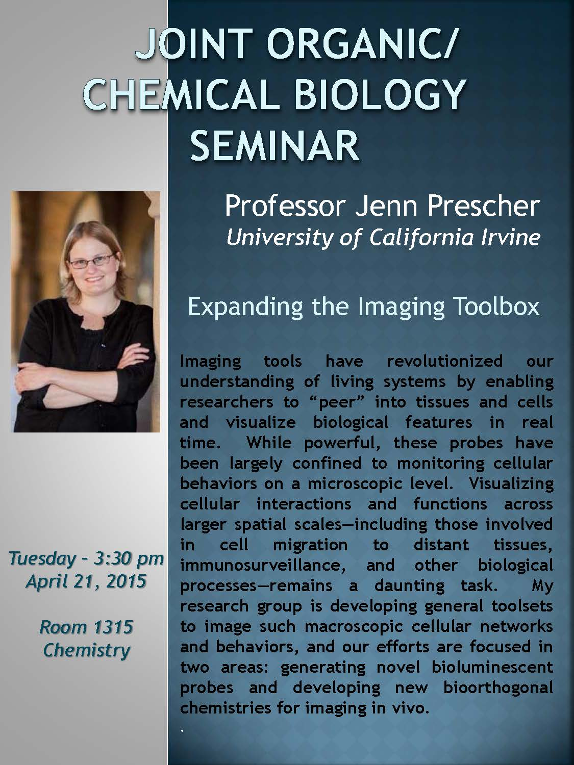 biology seminar Special seminar with geography - 4 pm in sn 2025 seabird x fisheries  interactions: disentangling bycatch and sampling capelin.
