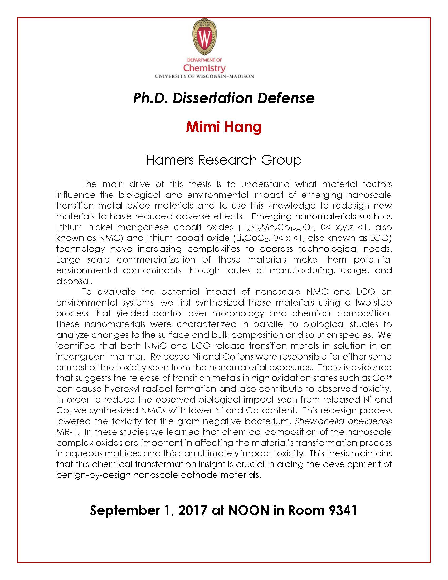 abstract in dissertation writing results chapter