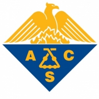 American Chemical Society logo, showing a kaliapparat