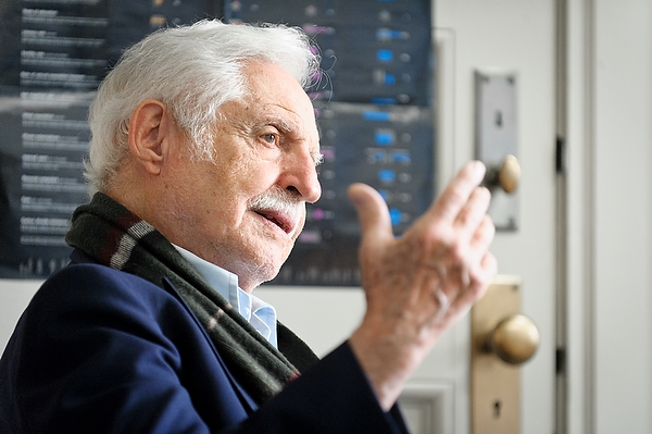 Carl Djerassi (Ph.D. '45)