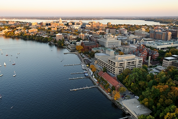UW-Madison campus
