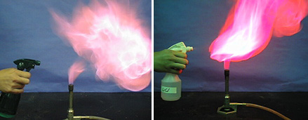 investigate flame colors of different cations Scientific american is the essential guide to the most awe why do certain elements change color over a a flame has lots of different energies existing.